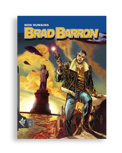 Brad Barron N°1 - Les non-humains