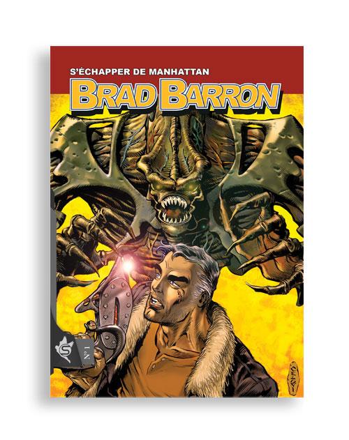 Brad Barron N°2 - S'échapper de manhattan