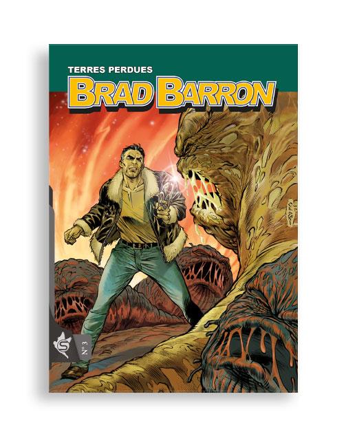 Brad Barron N°3 - Terres perdues