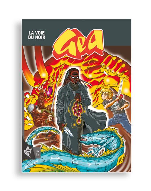 Gea N°5 - La voie du Noir