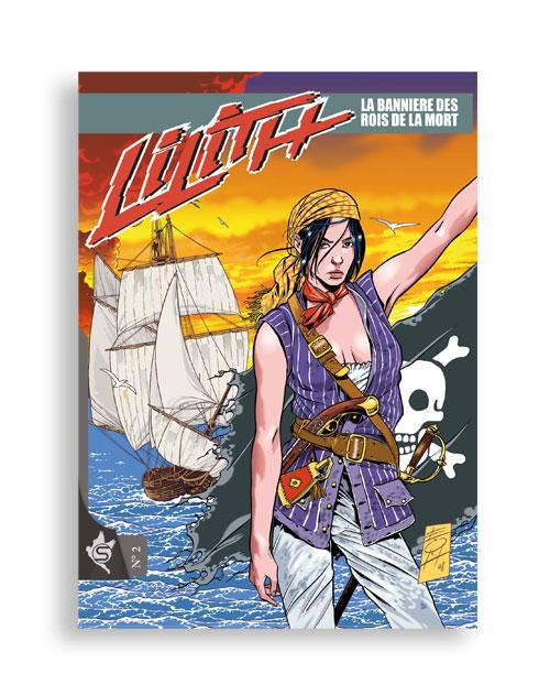 Lilith - La bannière des rois de la mort