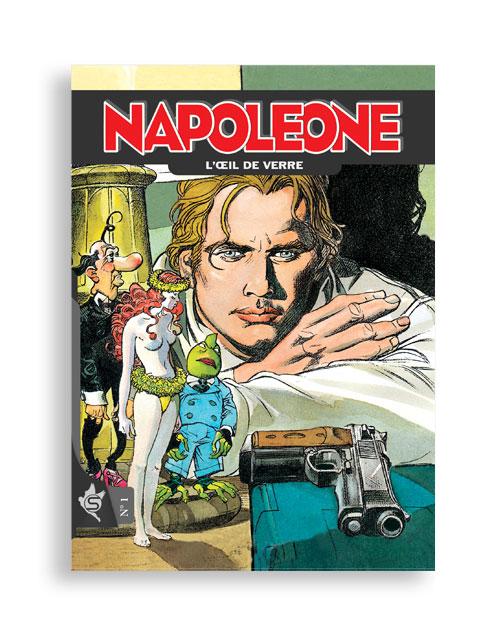 Napoleone N°1 - L'œil de verre
