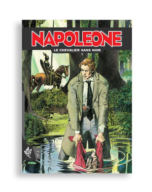 Napoleone N°2 - Le cavalier sans nom