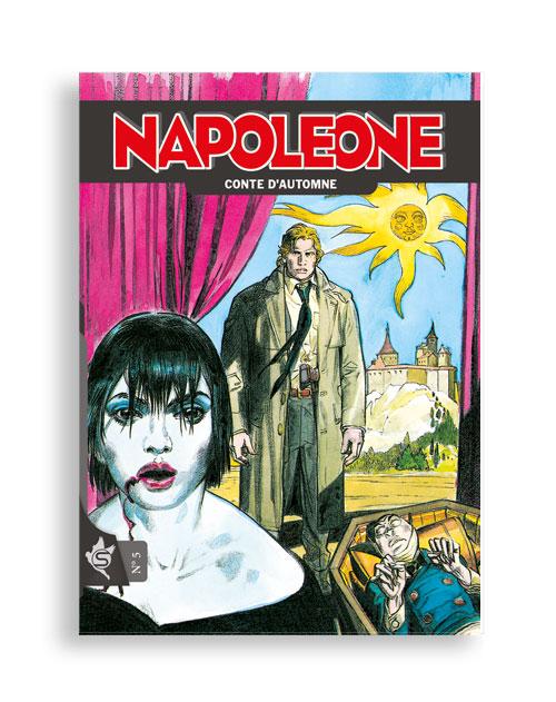 Napoleone N°5 - Conte d'automne