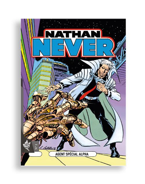Nathan Never - Agent spécial Alfa