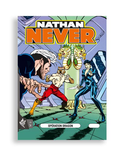 Nathan Never N°3 - Opération Dragon