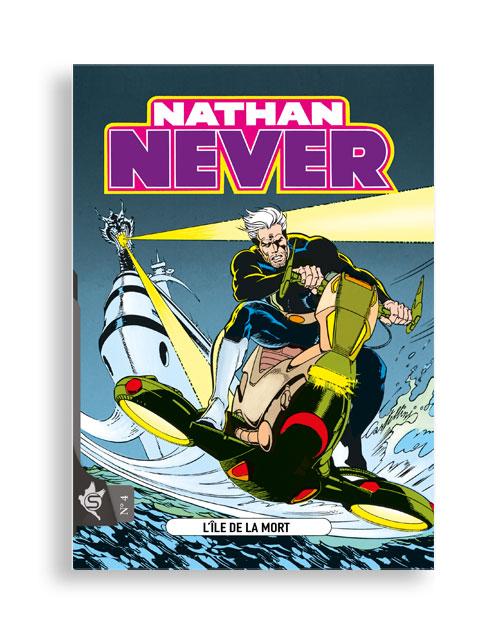 Nathan Never N°4 - L'île de la mort